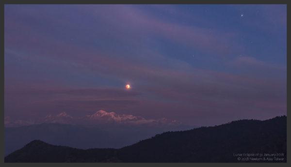 Moonrise Eclipse
